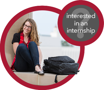 Interestedin in the Intership Program option?