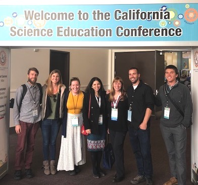 Noyce Scholars at CSE Conference 1a