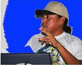 Photo: Brent Toadlena (Navajo) Now a school counselor in Arizona