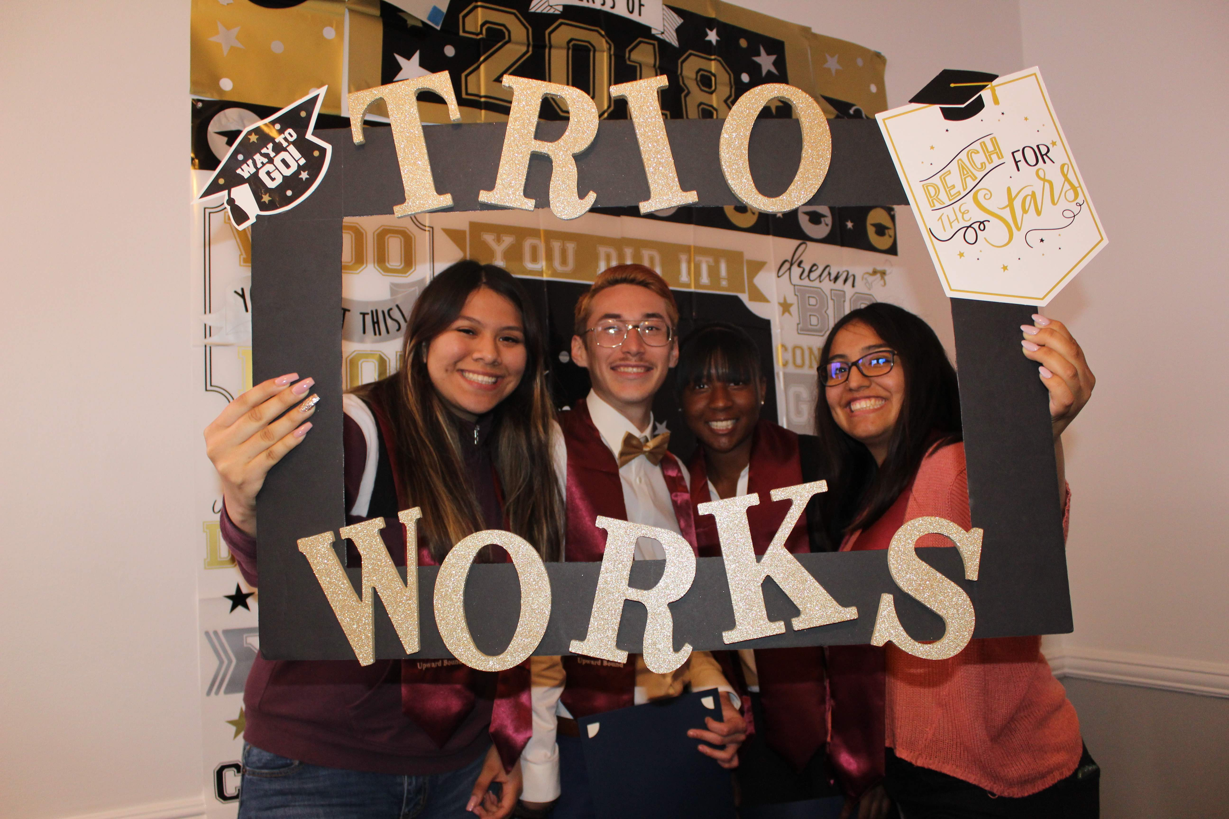 TRIO Works UB/HCOP Students