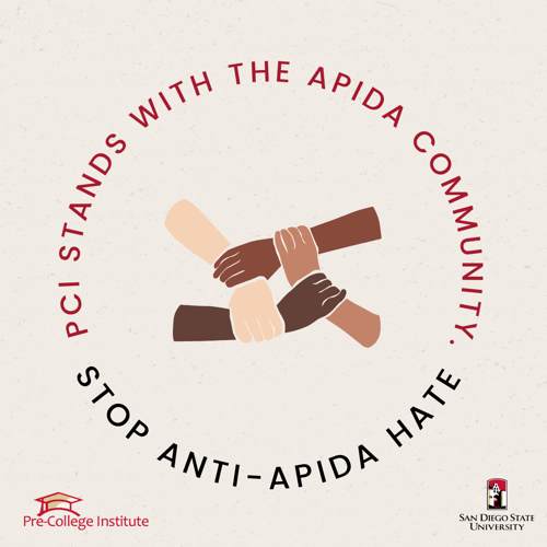 PCI stands with the APIDA Community.