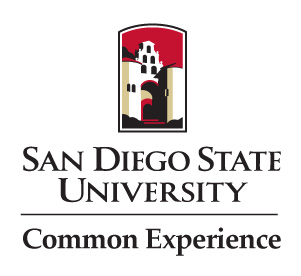 San Diego State logo. Common Experience
