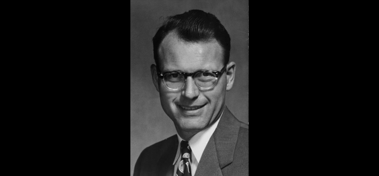 Wayne O. Hill, Professor of Elementary Education 1955-1983.