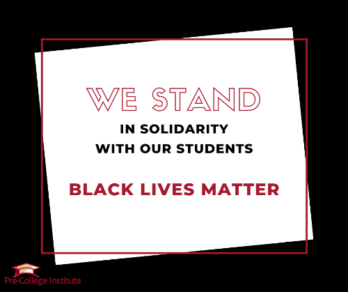 PCI believes Black Lives Matter.