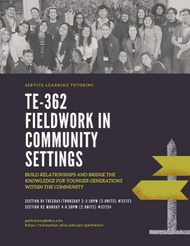 Fall 2020 TE 362 Course Flyer